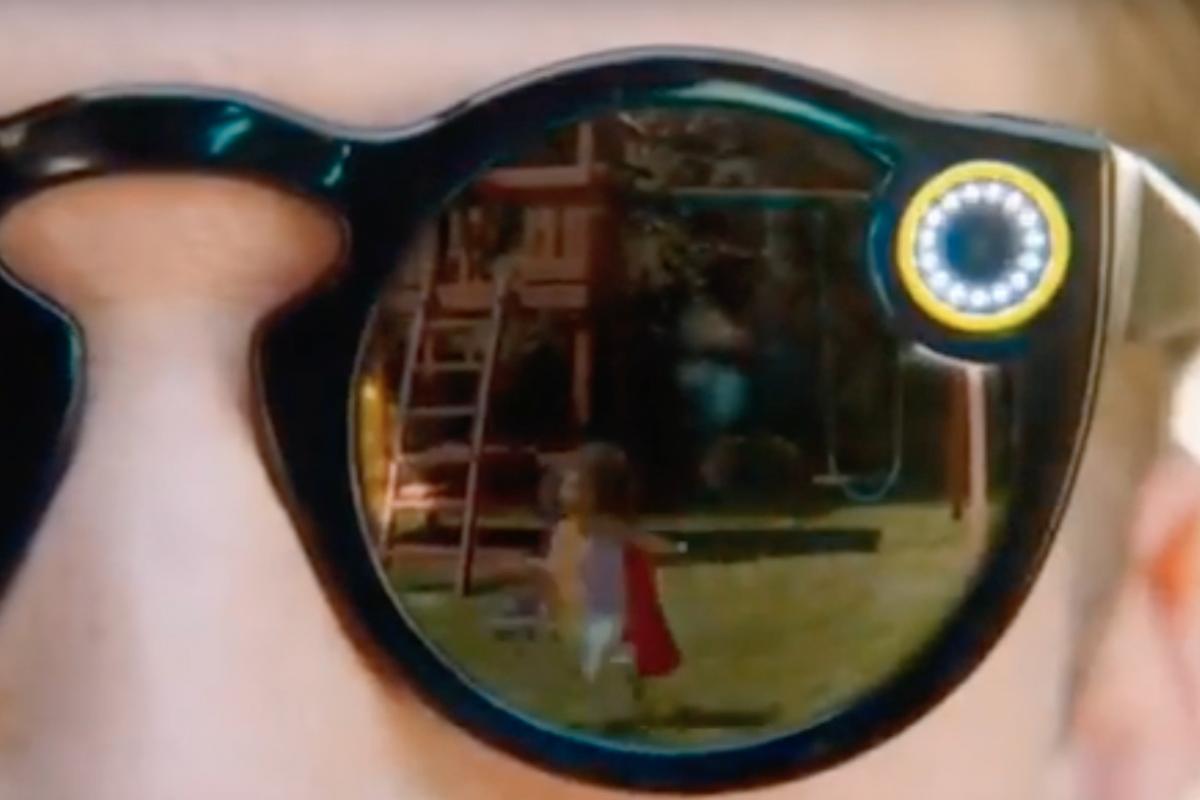 عینک جدید اسنپچت با قابلیت ضبط ویدیو رونمایی شد!