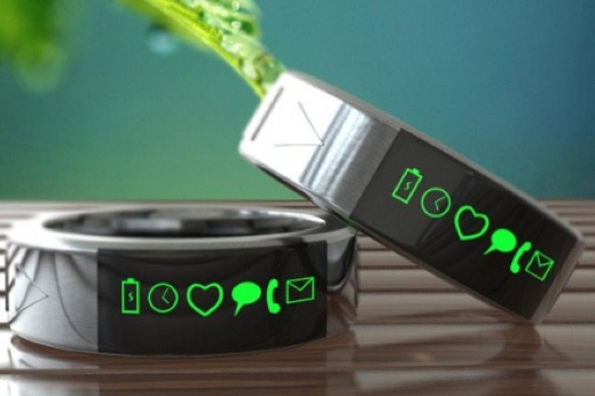 پتنت جدید سامسونگ: حلقه هوشمند با سنسور بیومتریک!