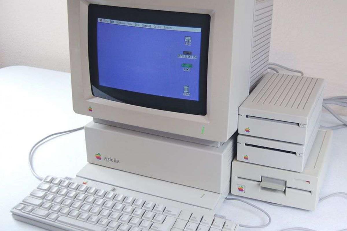 یک آپدیت برای کامپیوتر قدیمی و ۳۰ ساله اپل منتشر شد!