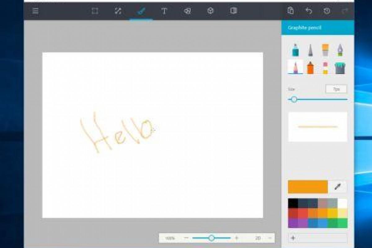 مایکروسافت قابلیت طراحی سهبعدی را به Paint اضافه میکند!