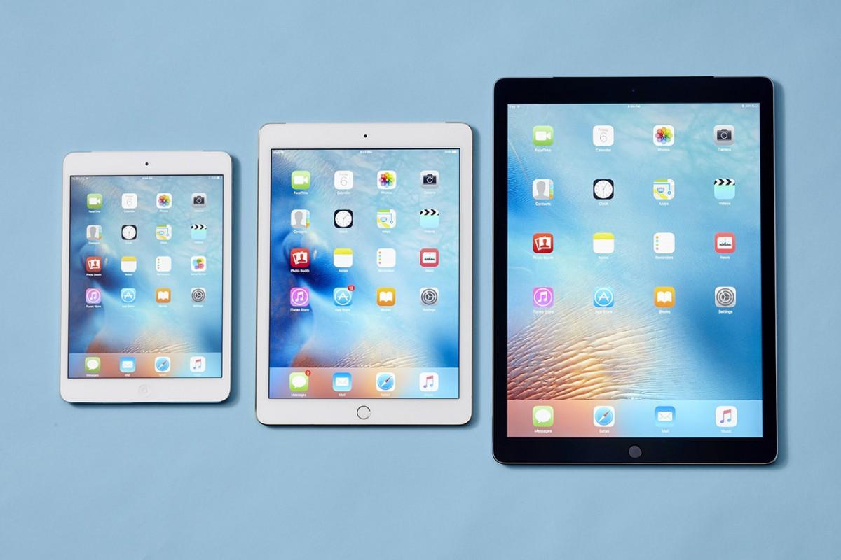 احتمال معرفی سه آیپد پرو جدید با دو اندازه مختلف توسط اپل
