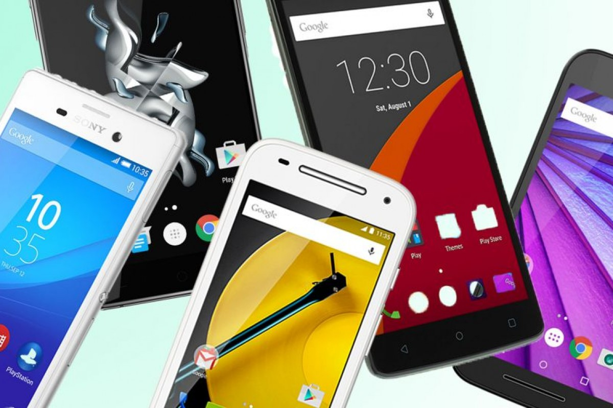 بهترین گوشیهای بازار در محدوده قیمتی زیر ۵۰۰ هزار تومان (بهروزرسانی: ۱۳۹۵/11/03)