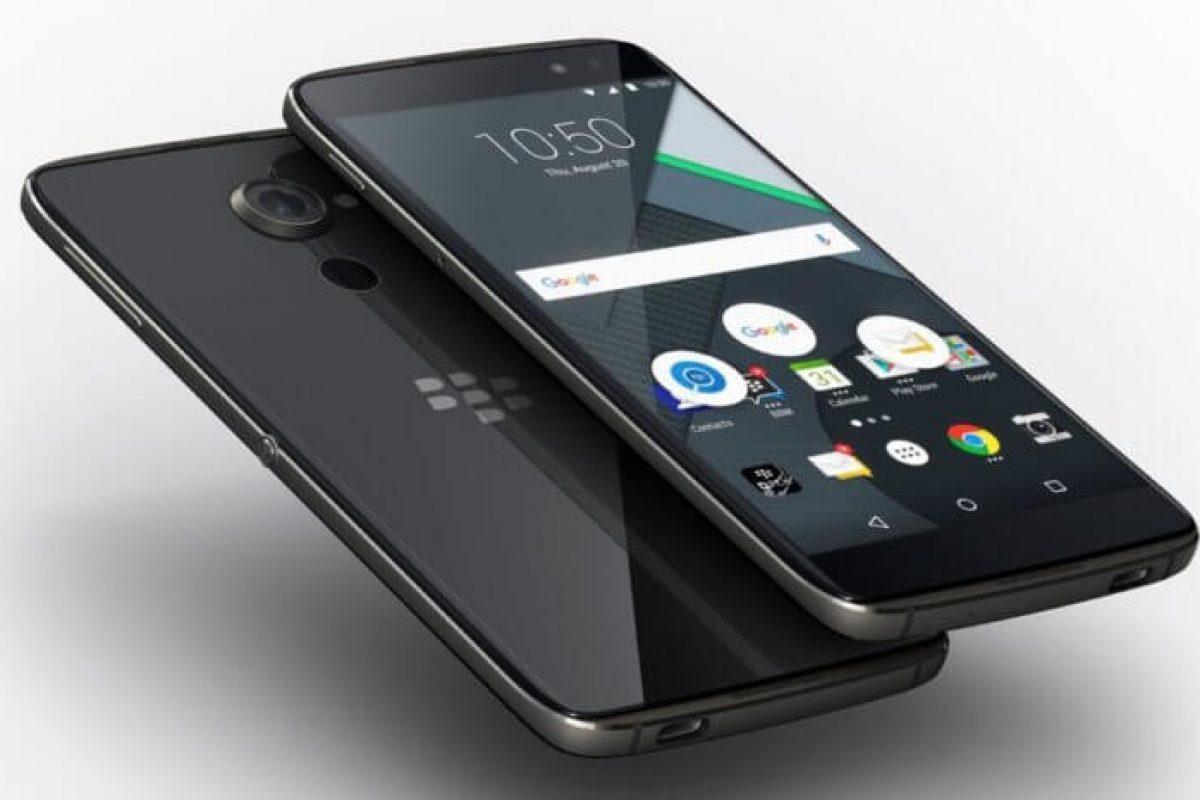 اسمارت فون اندرویدی بلکبری DTEK60 با قیمت ۴۹۹ دلار رسما معرفی شد