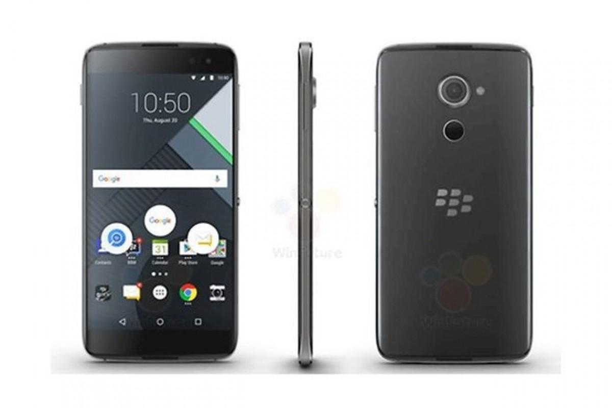 بلکبری مشخصات گوشی جدید DTEK60 خود را منتشر کرد