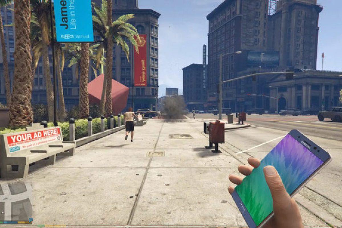سامسونگ بالاخره به ویدیوهای منتشر شده از گلکسی نوت ۷ در بازی GTA V واکنش نشان داد!