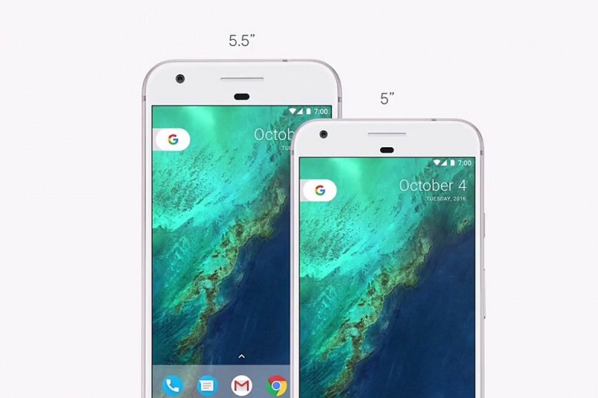 گوگل از گوشیهای هوشمند پیکسل و پیکسل XL رونمایی کرد