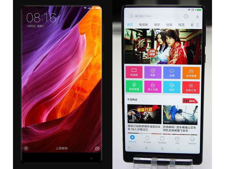 تفاوت تصویر تبلیغاتی (تصویر سمت چپ) با محصول اصلی (سمت راست)