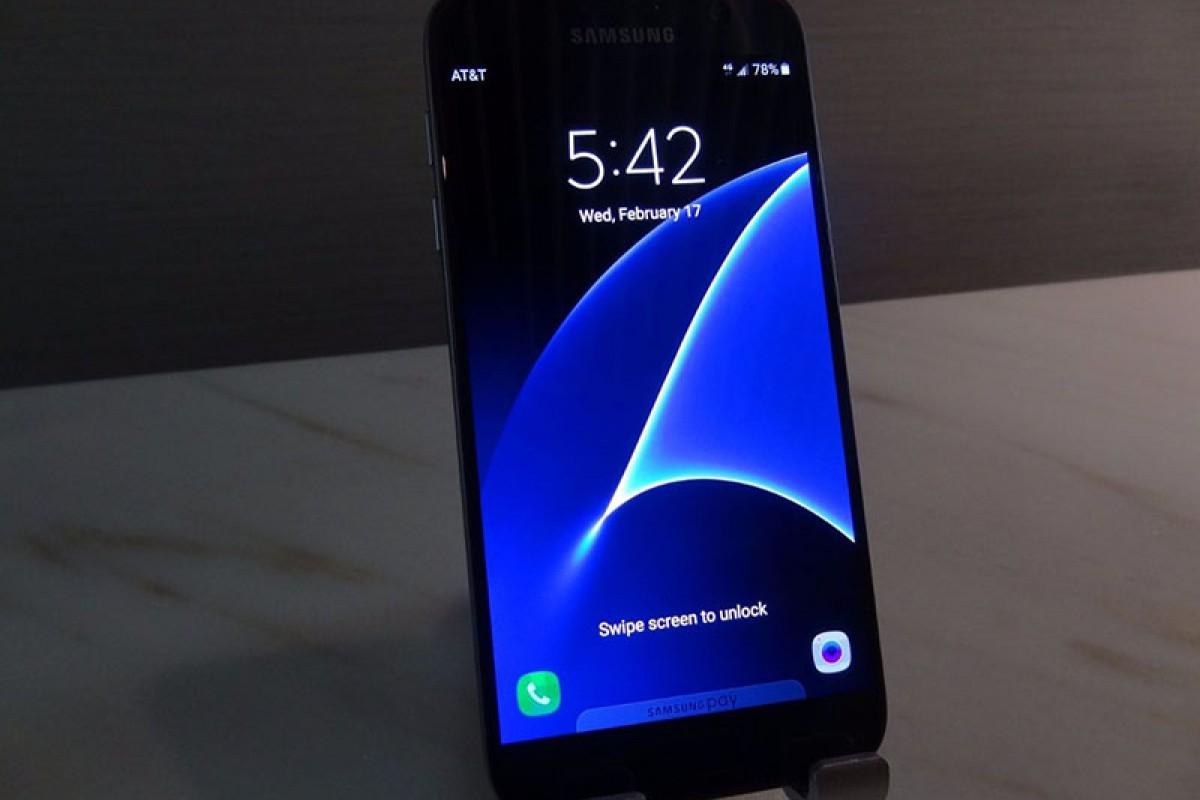 گلکسی S8 با نمایشگر ۴K در راه است