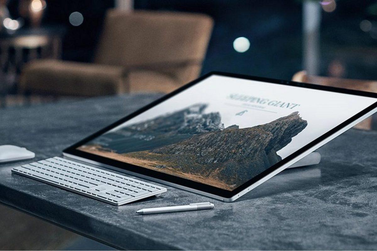 با کامپیوتر رومیزی مایکروسافت سرفیس استودیو آشنا شوید