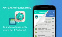 معرفی اپلیکیشن App Backup Restore
