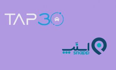 مقایسه اپلیکیشنهای اسنپ (Snapp) و تپ۳۰ (TAP30): با کدامیک سفر کنم؟