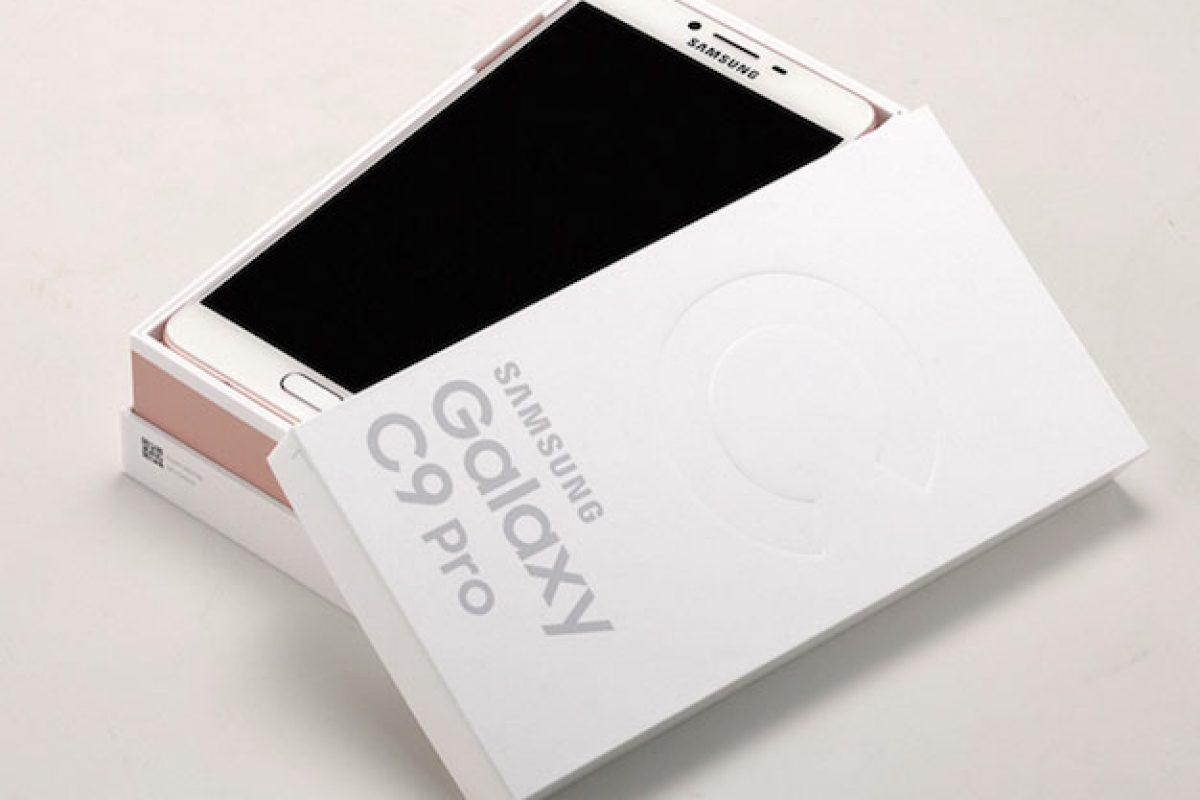 گلکسی C9 Pro با ۶ گیگابایت رم معرفی شد