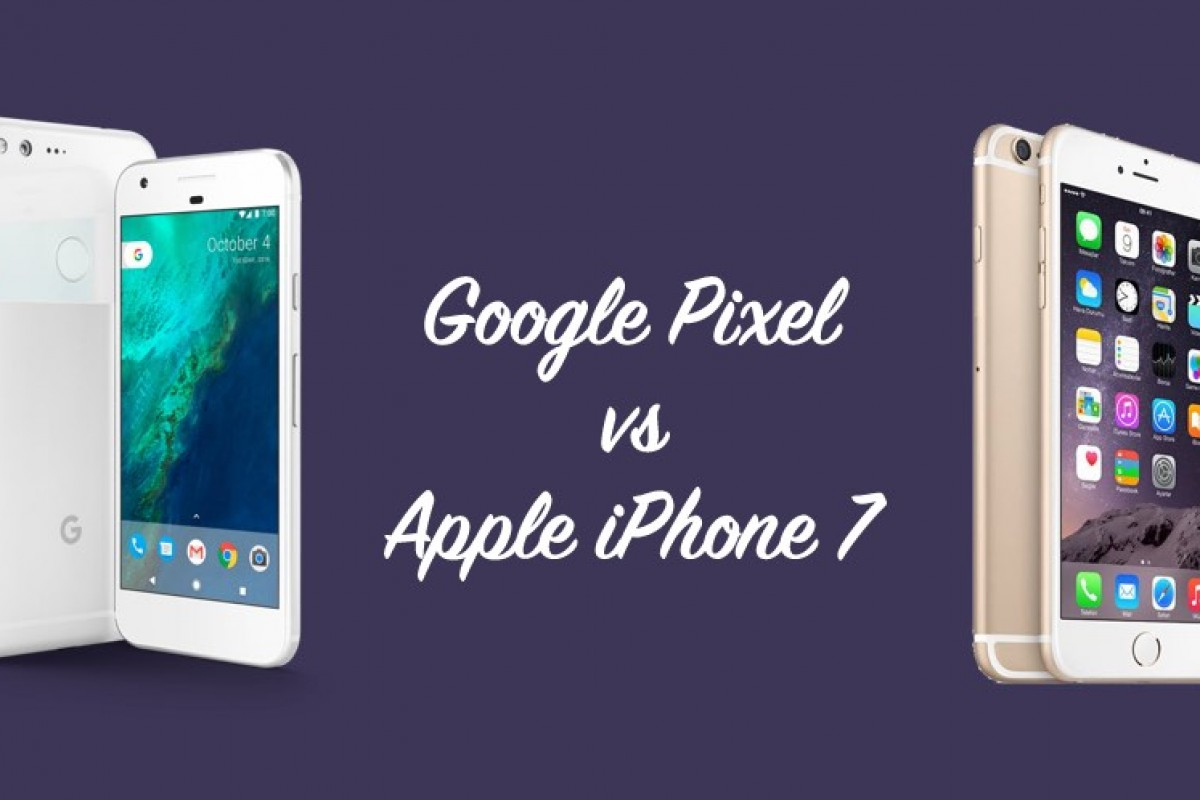 تماشا کنید: پنج برتری گوگل پیکسل به نسبت آیفون ۷
