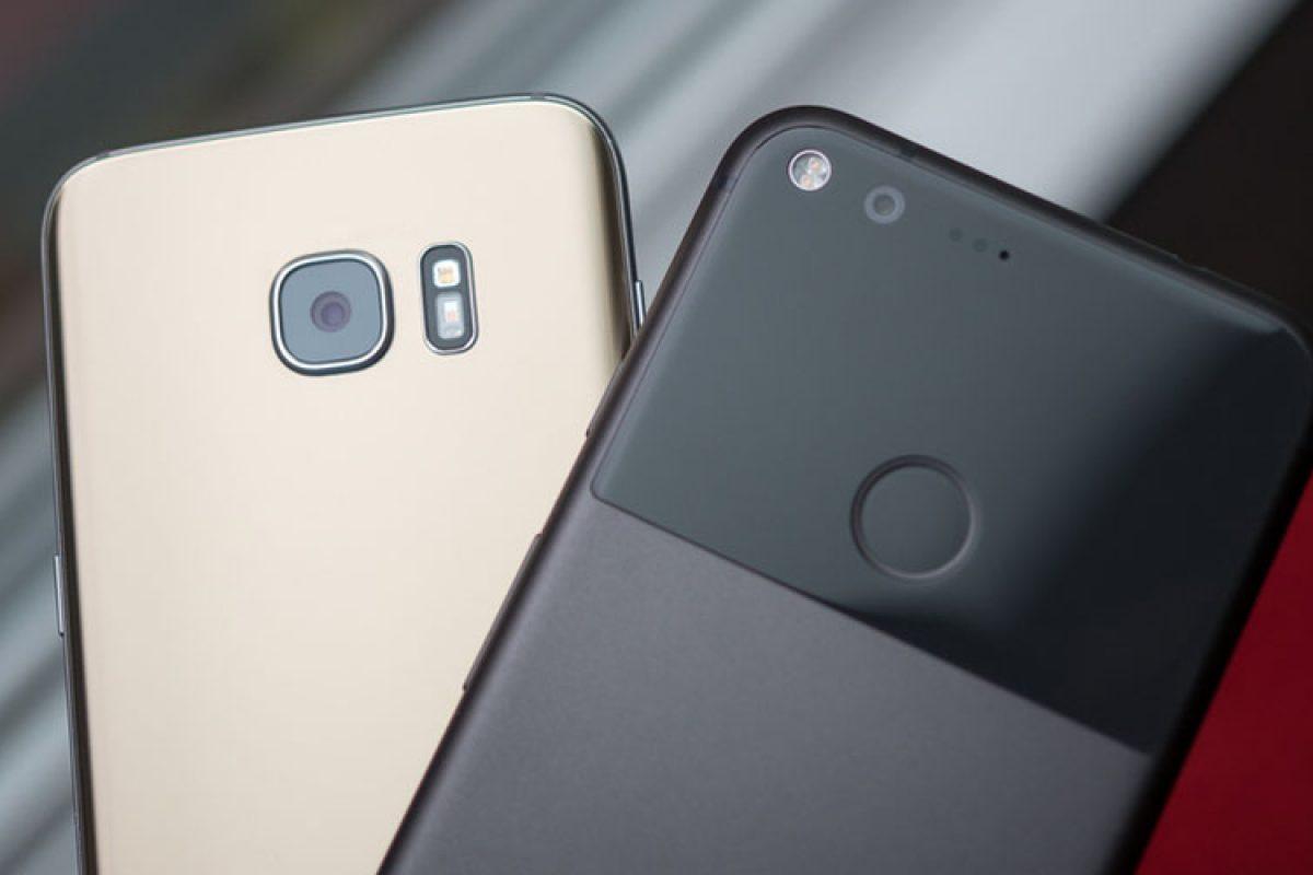 مقایسه دوربینهای گوگل پیکسل XL و گلکسی S7 Edge