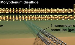 محققان موفق به ساخت کوچکترین ترانزیستور دنیا شدند