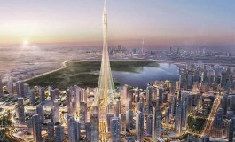 دبی ساخت بلندترین ساختمان دنیا را آغاز کرده است!