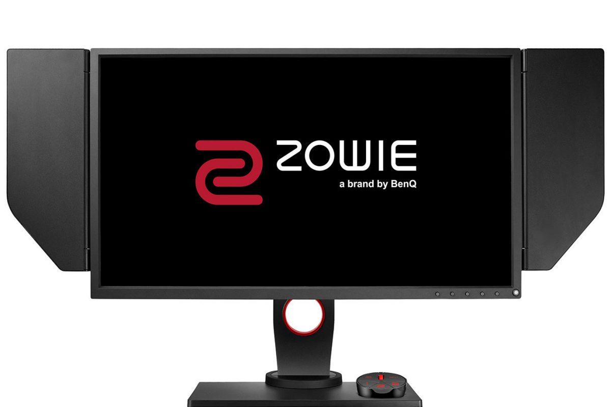 بنکیو نمایشگر گیمینگ ZOWIE XL2540 را معرفی میکند