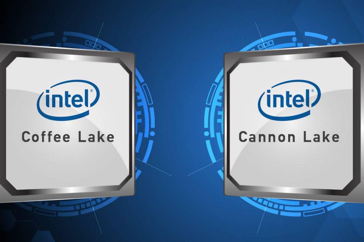 پردازنده Coffee Lake اینتل در اوایل سال ۲۰۱۸ رونمایی میشود