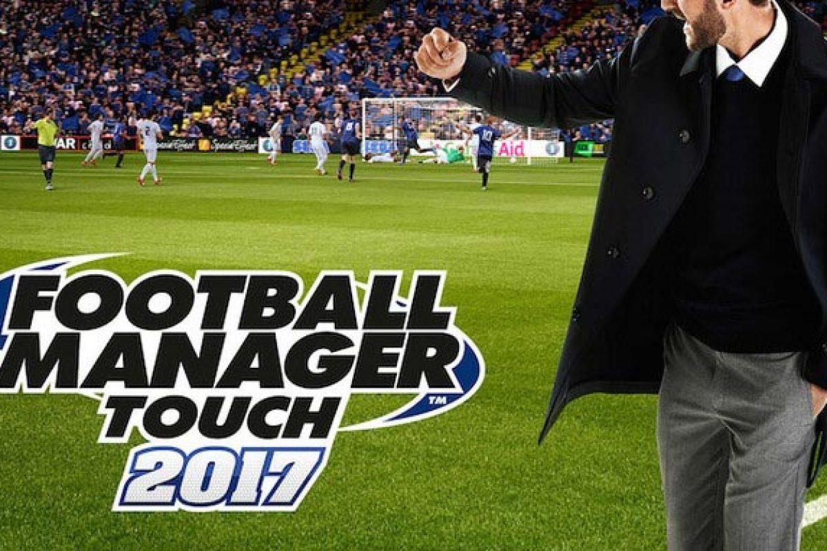 SEGA یک بازی جدید در سبک مربیگری فوتبال به نام Football Manager Touch 2017 را منتشر کرد