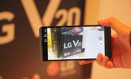 الجی V20 بهصورت رسمی در ایران رونمایی شد