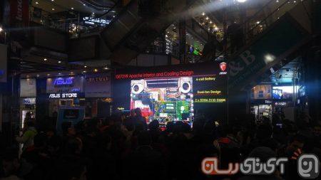 MSI-Event-12-450x253 گزارش آیتیرسان از گردهمایی گیمینگ MSI در بازار کامپیوتر ایران