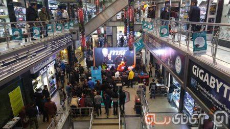 MSI-Event-2-450x253 گزارش آیتیرسان از گردهمایی گیمینگ MSI در بازار کامپیوتر ایران