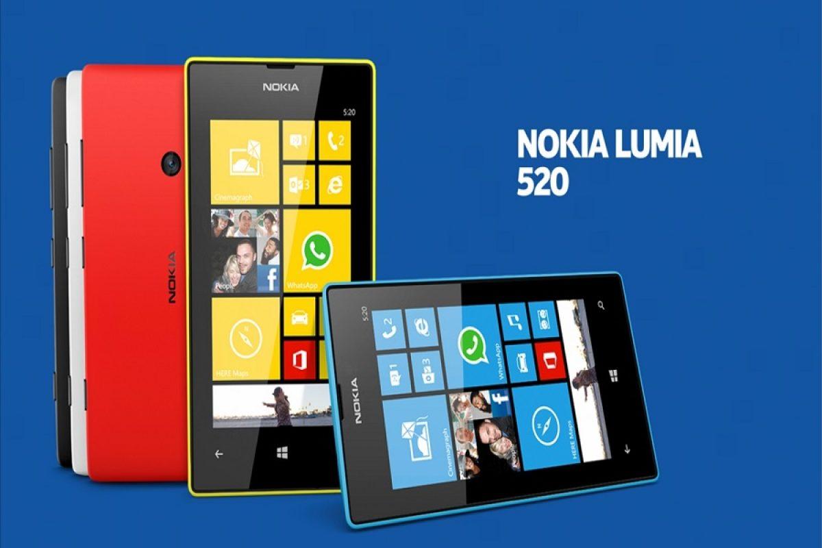 نوکیا لومیا ۵۲۰ هنوز هم محبوبترین دستگاه در پلتفرم ویندوز موبایل است!