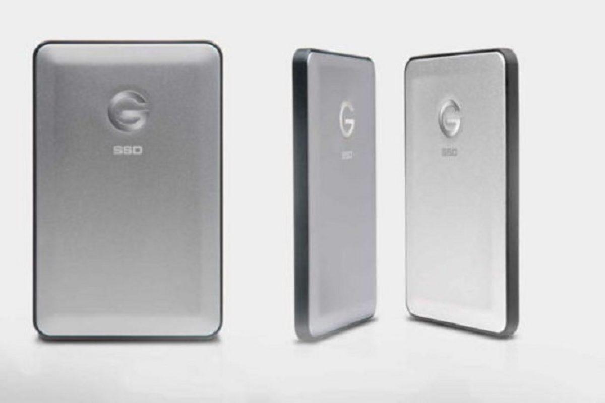 شرکت G-Technology از حافظههای SSD خارجی با سرعت ۵۴۰ مگابیت بر ثانیه رونمایی کرد