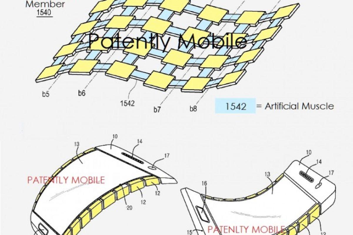 سامسونگ و پتنت جدیدش در رابطه با نمایشگرهای انعطافپذیر