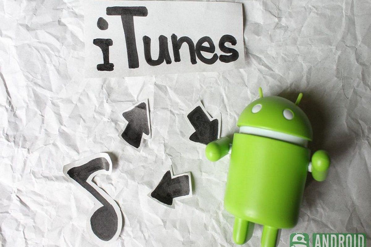 آموزش انتقال موسیقی از آیتونز به اندروید