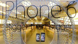 اپل بالاخره به مشکل نمایشگر آیفون ۶ پلاس اعتراف کرد