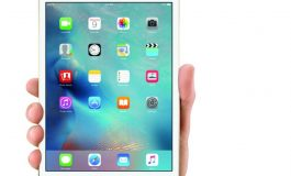 اپل در سال ۲۰۱۷ از یک آیپد ۱۰.۵ اینچی رونمایی میکند