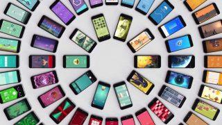 تلفنهای هوشمند در سال ۲۰۵۰ چگونه خواهند بود؟!