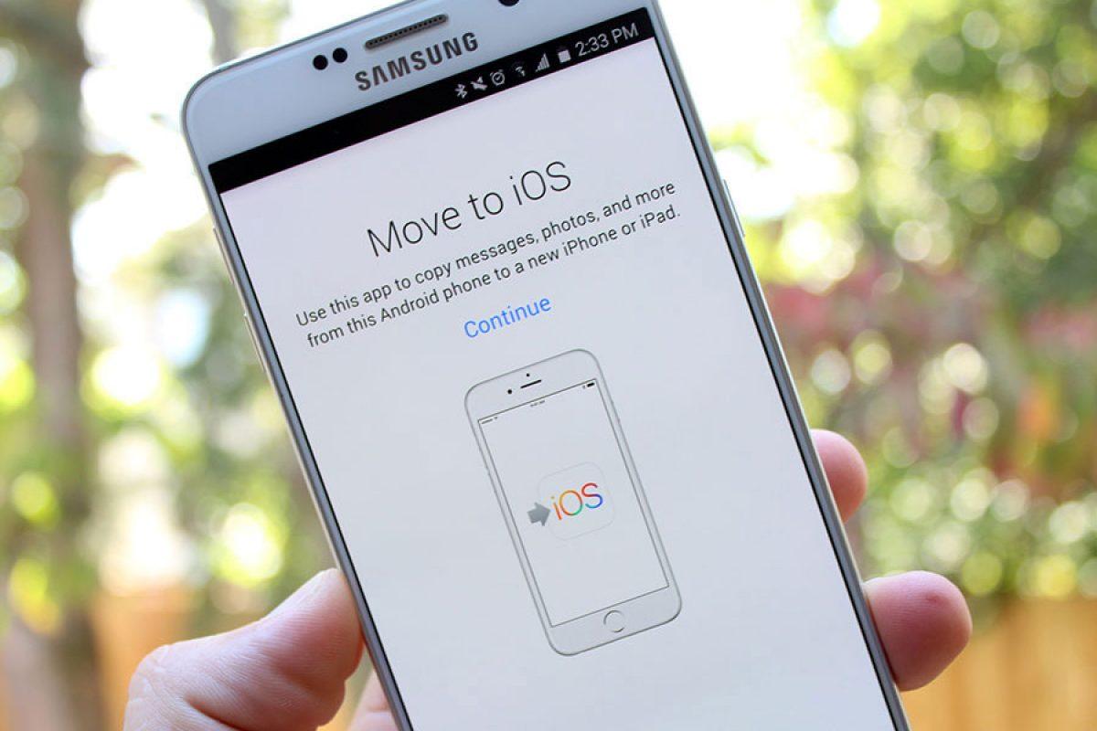 دست کم ۱۰ میلیون کاربر اندرویدی به iOS کوچ کردهاند!