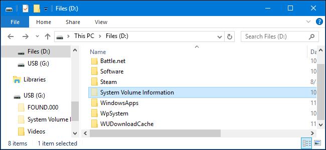 System-Volume-Information