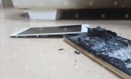 اپل آیفون ۶S پس از شارژ منفجر شد!