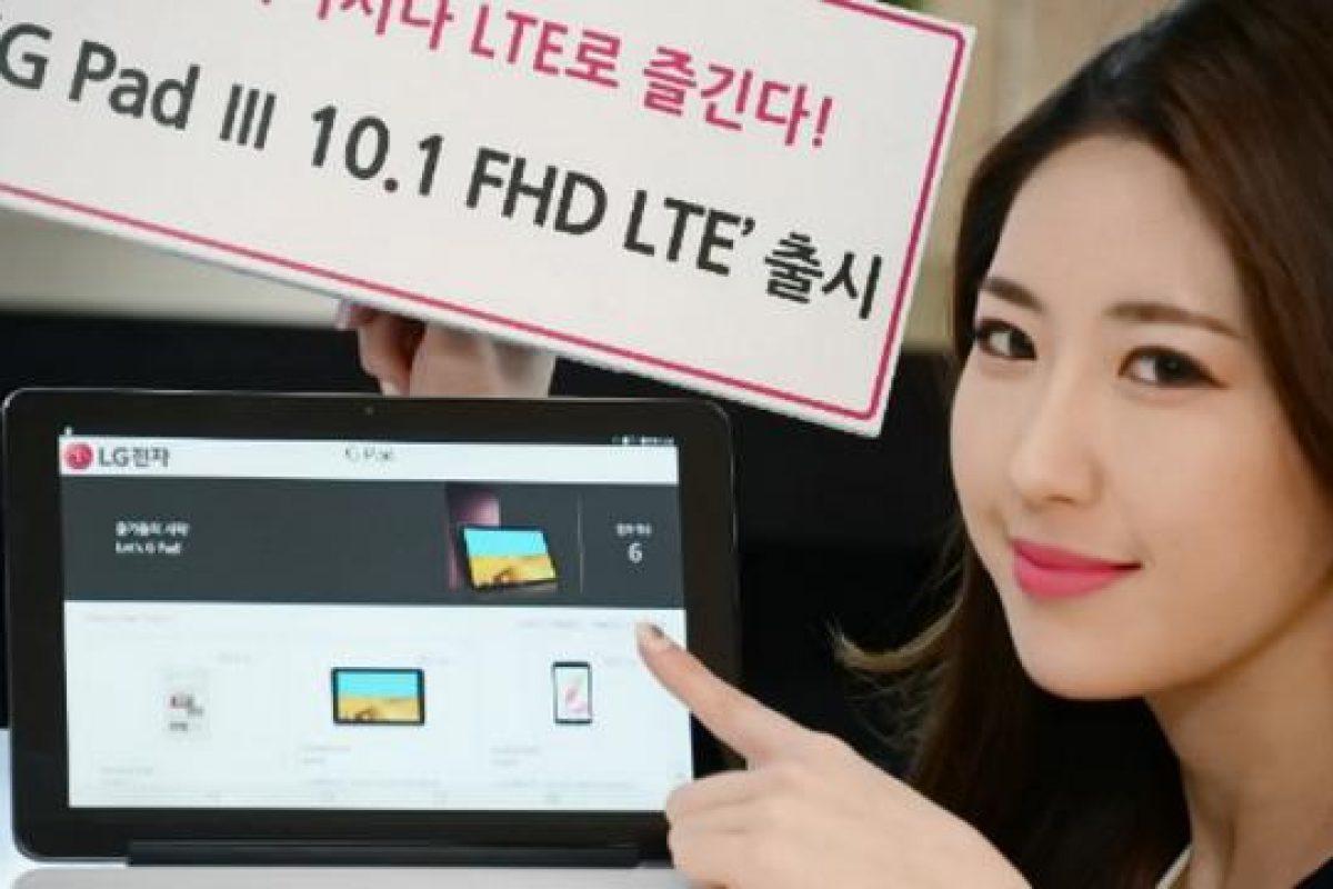 الجی رسما از تبلت G Pad III با نمایشگر ۱۰.۱ اینچی رونمایی کرد