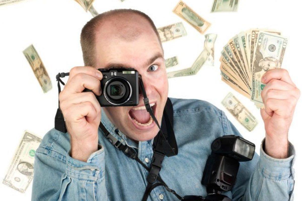 چگونه میتوان از عکاسی کسب درآمد کرد؟!