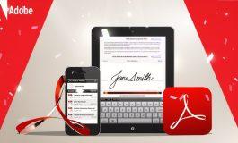 پنج دلیل برای آنکه از اپلیکیشن Adobe Acrobat در تلفن همراه خود استفاده کنید