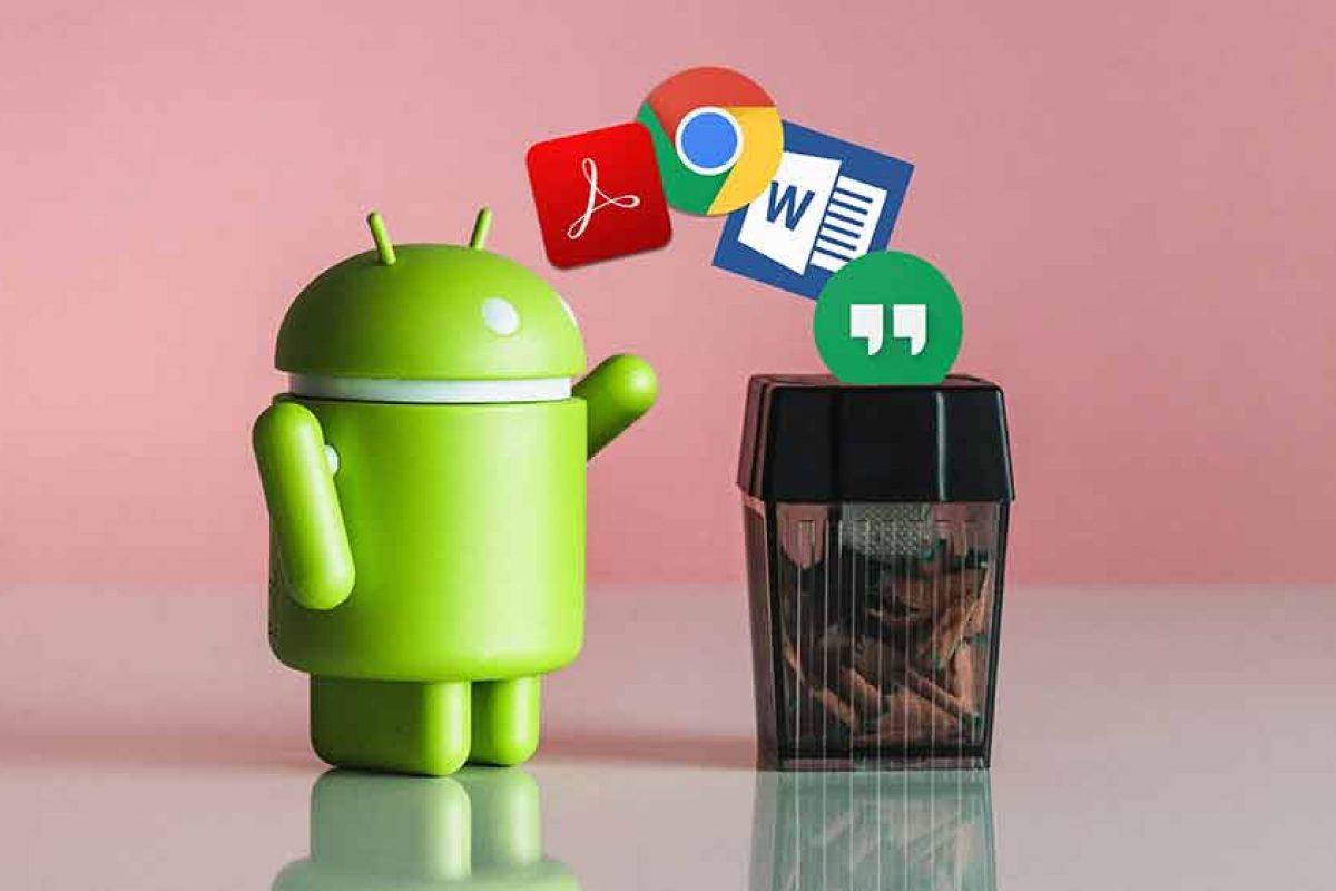 آموزش حذف برنامههای از پیش نصب شده در سیستم عامل اندروید