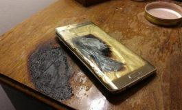 سامسونگ گلکسی S6 Edge هم آتش گرفت!