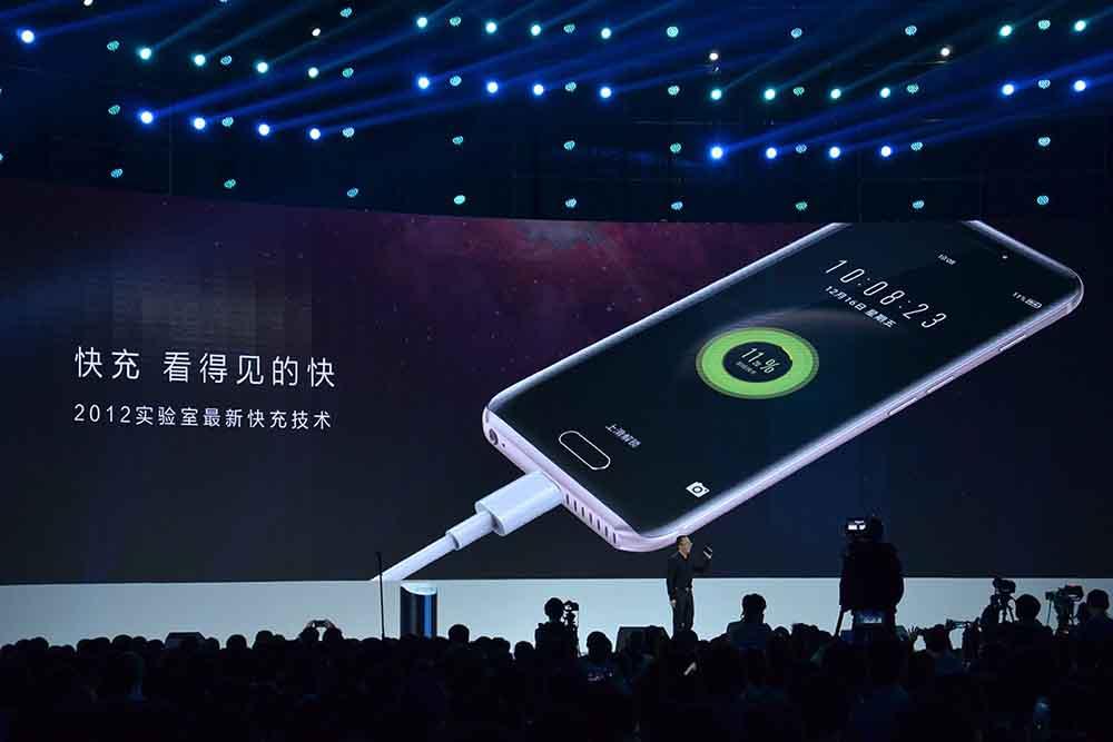 Honor-Magic-Fast-charge تکنولوژی شارژ فوق سریع توسط هواوی ارایه میشود