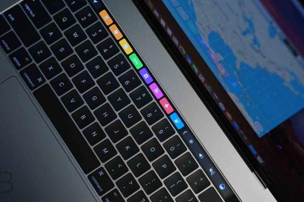 مک بوک پرو جدید با نوار لمسی: همه چیز در لپ تاپ اپل عالی نیست!