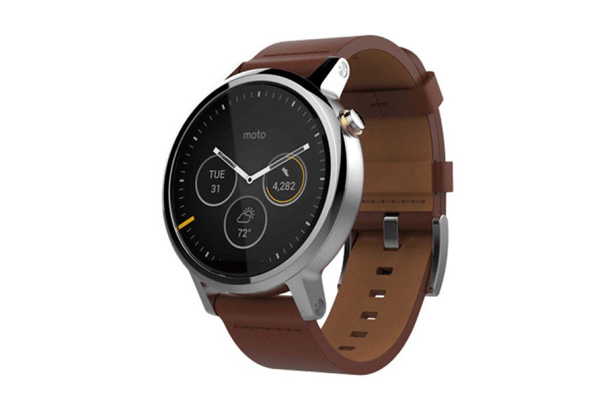 منتظر ساعت هوشمند جدید با برند Moto نباشید