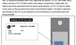 سه گوشی جدید از الجی در FCC به ثبت رسید