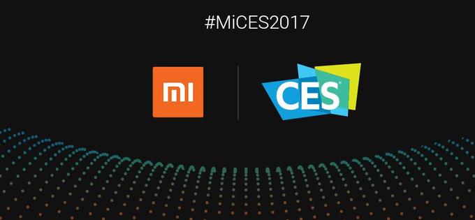 Xiaomi CES 2017
