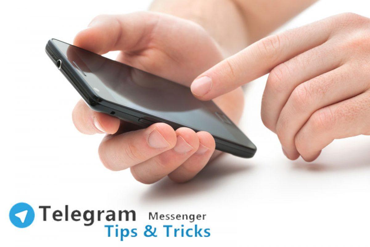 چگونه در تلگرام به خودمان پیام دهیم؟!