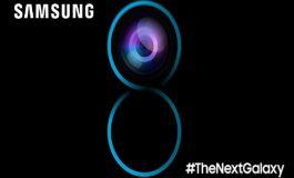 دوربین سلفی گلکسی S8 به فوکوس خودکار مجهز است