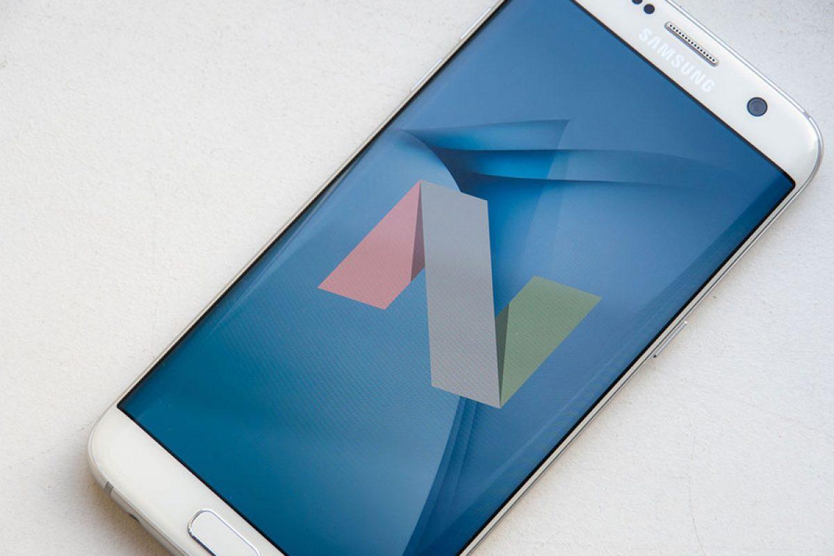 ۵ چیزی که آپدیت جدید اندروید نوقا برای گلکسی S7، در مورد گلکسی S8 میگوید!