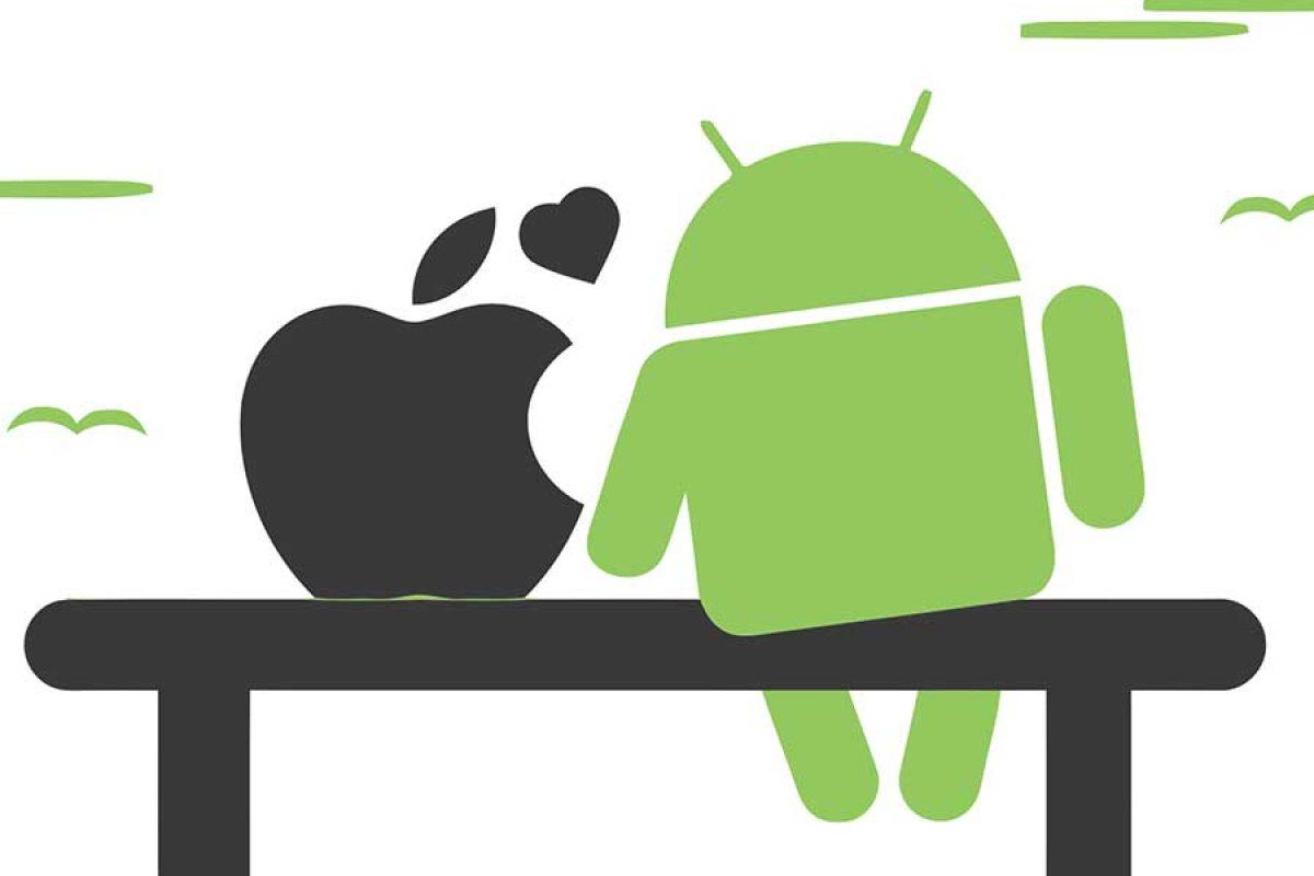 ۱۰ دلیل برای اینکه بدانید اندروید از iOS بهتر است